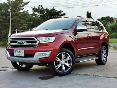 FORD EVEREST 2.2 TITANIUM PLUS 2017
