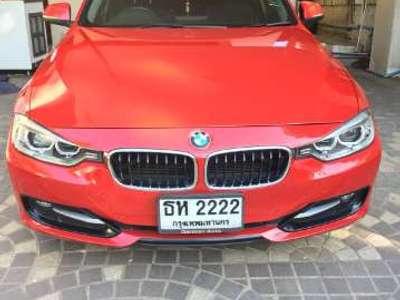 BMW SERIES 3 320 D SE 2015