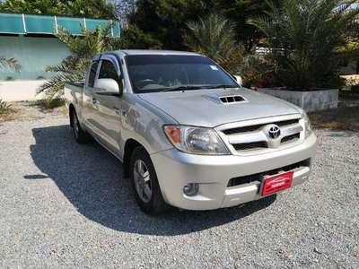 TOYOTA HILUX VIGO 2.5 G X-TRA CAB 2007