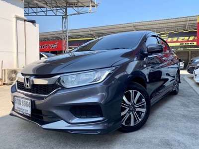 HONDA CITY 1.5 V I-VTEC (ABS) 2017
