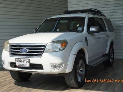 FORD EVEREST 2.5 XLT 2WD 2010