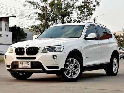 BMW X3 - 2013