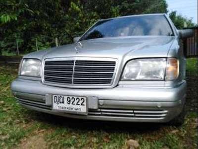 BENZ S-CLASS S500 1993