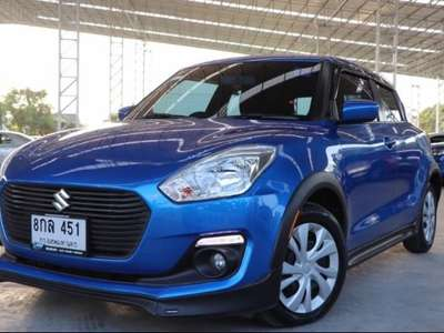 SUZUKI SWIFT ECO SWIFT 1.25 GL 2019