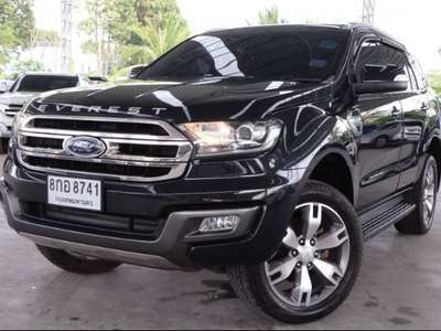 FORD EVEREST 2.2 TITANIUM PLUS 2016