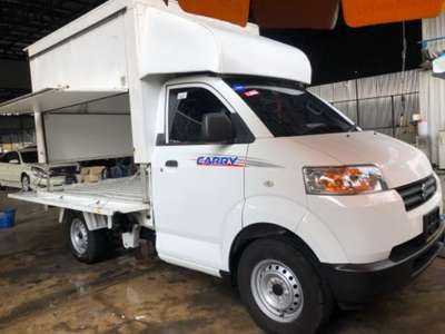SUZUKI CARRY PICKUP  2019