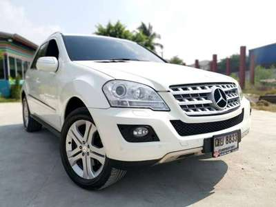 BENZ ML-CLASS ML 250 2009