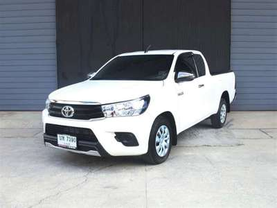 TOYOTA HILUX REVO 2.4 J PLUS SMART CAB 2018