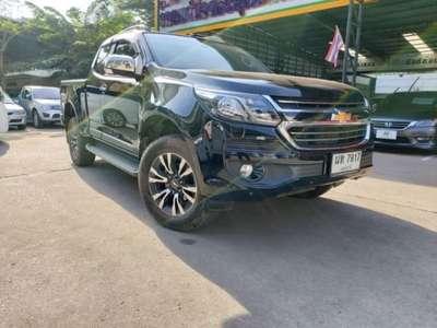 CHEVROLET COLORADO 2.5 LT Z71 X-CAB 2018