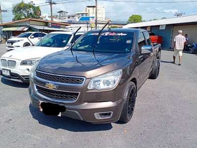 CHEVROLET COLORADO 2.5 LT X-CAB 2012