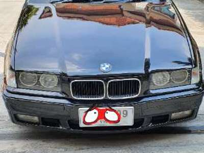 BMW SERIES 3 325 I (4DR) 1997