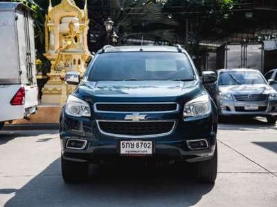 CHEVROLET TRAILBLAZER 2.8 4WD 2012