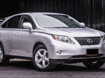 LEXUS RX 270 2012