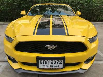 FORD MUSTANG 2.3 2017