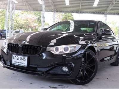 BMW SERIES 4 420 D 2015
