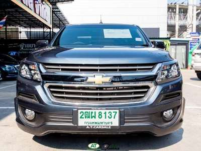 CHEVROLET COLORADO 2.5 CREW CAB LS 2018