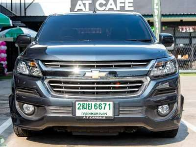 CHEVROLET COLORADO 2.5 CREW CAB LT 2018