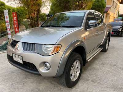 MITSUBISHI TRITON 2.5 PLUS DOUBLE CAB 2008