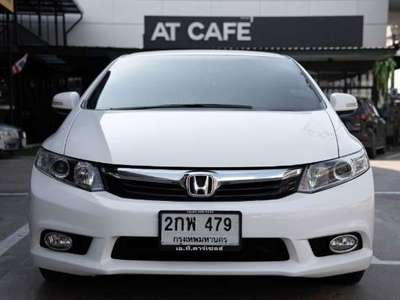 HONDA CIVIC 1.8 E 2013
