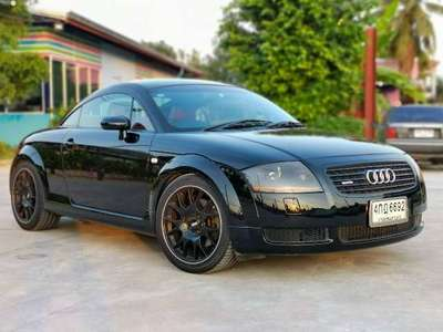 AUDI TT 1.8 COUPE TURBO 2001