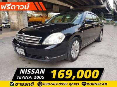NISSAN TEANA 230 JM 2005