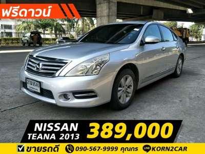 NISSAN TEANA 2.0 XL 2013