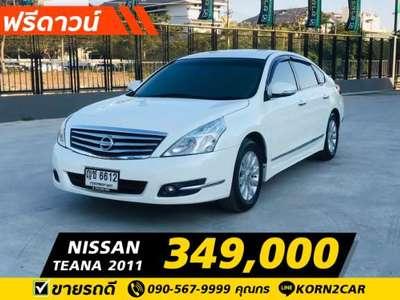 NISSAN TEANA 2.0 XL 2011