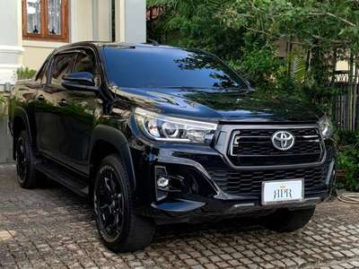 TOYOTA HILUX REVO 2.4 G DOUBLE CAB PRERUNNER NAVI 2019