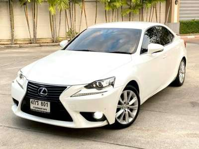 LEXUS IS 300 H 2018