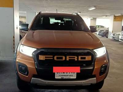 FORD RANGER 2.2 WILDTRAK DOUBLE CAB HI-RIDER 2019