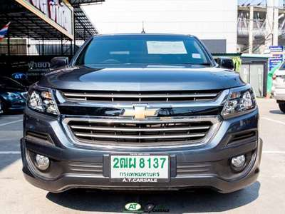 CHEVROLET COLORADO 2.5 EXTENDED CAB LT 2018