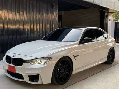 BMW SERIES 3 318 I SE 2016
