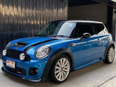 MINI COUPE COOPER S 2009
