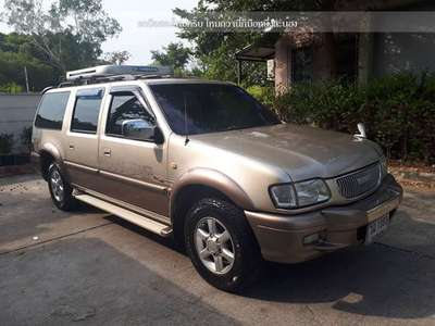 ISUZU CAB 4 3.0 SLX 2002