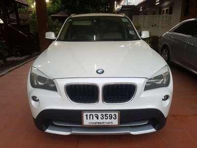 BMW X1 2.0I 2012