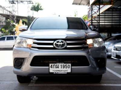 TOYOTA HILUX REVO 2.4 J PLUS DOUBLECAB PRERUNNER 2015