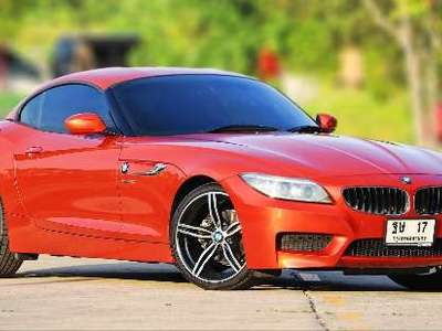 BMW Z4 2.0T 2015