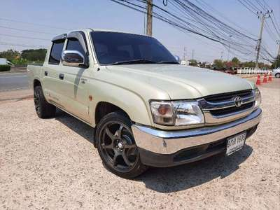 TOYOTA HILUX TIGER 2.5 DOUBLECAB 4DR 2002