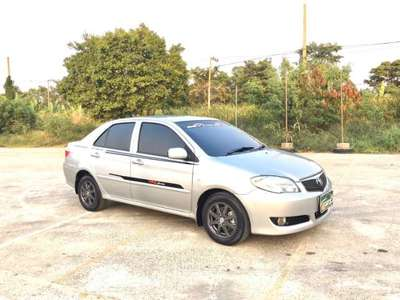 TOYOTA VIOS 1.5 S (ABS +AIRBAG) IVORY 2006