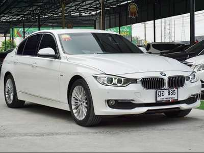 BMW SERIES 3 320 IA CONVERTIBLE 2013
