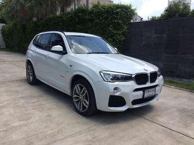 BMW X3 - 2017