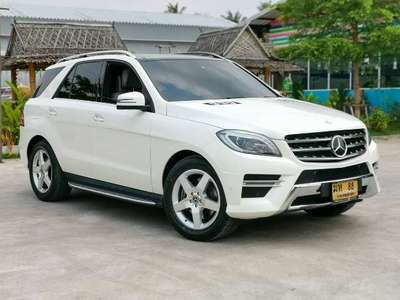 BENZ ML-CLASS ML 250 2013