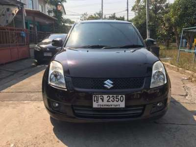 SUZUKI SWIFT 1.5 GL 2011
