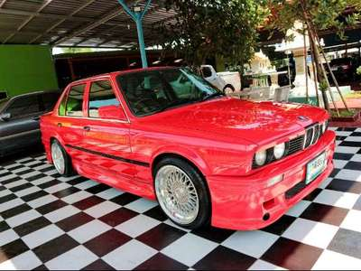 BMW SERIES 3 316 (4DR) 1989