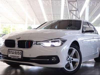 BMW SERIES 3 320 D SE 2016