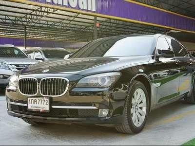 BMW SERIES 7 730 LD 2012