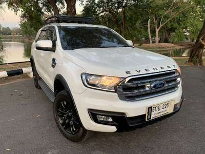 FORD EVEREST 2.2 TITANIUM 2015