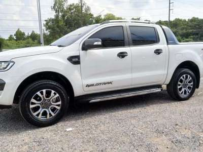 FORD RANGER 2.2 WILDTRAK DOUBLE CAB HI-RIDER 2018