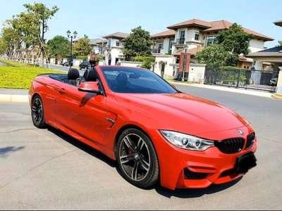 BMW SERIES 4 420 D 2016