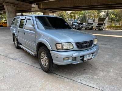 ISUZU CAB 4 3.0 CAB4 SLX ABS 2001